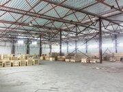 Аренда помещения пл. 1700 м2 под склад, площадку Видное Каширское .