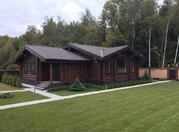 Потрясающий деревянный дом на прилесном участке 12 км от МКАД - Фото 5