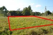 Участок 15 соток в деревне Бражниково (1км до Рузского водохранилища) - Фото 2