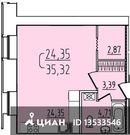 Продаюквартирустудию, Северодвинск, Южная улица, 28в