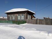 Дом, с.Кукушки, Исетский район - Фото 1