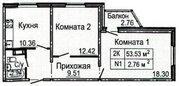 """ЖК """"Бурнаковский"""", Нижний Новгород, Нижний Новгород, Бурнаковская ул, ."""