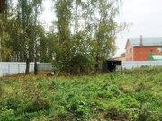 Земельный участок 12 сот. с гаражом и фундаментом в п Михнево - Фото 2