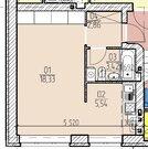 Квартира, ЖК Дом на Антипина, 3, ул. Антипина, д.3