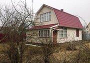 Продается 2х этажная дача 100 кв.м. на участке 6 соток, Одинцовский рн
