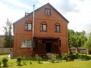 Дом 280 кв.м. на участке 10 соток в СНТ Ручеек, д. Рябцево - Фото 1