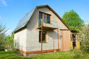 Дом в деревне Гарутино с участком для ПМЖ. Рядом водоем, лес, речка.