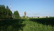 Земельный участок Московская область Можайский район деревня Горетово.