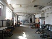 Сдается производственное помещение 600 кв.м.
