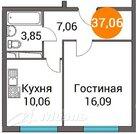 Продажа квартиры, Зеленоградский, Пушкинский район, Зеленый Город .
