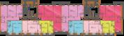 Продам 3-х-комнатную квартиру ул Братьев Кашириных 68, 109кв .м 3700 - Фото 2