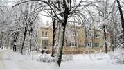 Квартира с панорамными окнами и видом на лес Рублевское шоссе, Купить квартиру в новостройке от застройщика Усово, Одинцовский район, ID объекта - 325145417 - Фото 2