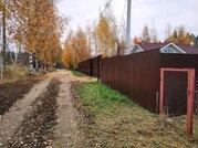 Участок 8 соток в д.Михайловка