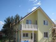 Зимний дом 103 кв.м на участке 12 соток в ДНП «Южный склон» рядом с .