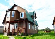 Дом в Москва Краснопахорское поселение, д. Поляны, 25а (230.0 м) - Фото 1