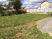 Участок в деревне Павлищево (ИЖС) рядом с городом, забор, беседка - Фото 4