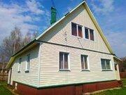 Отличный брусовой дом 10х10 - Фото 1