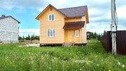 Теплый дом 105м2 на 12сот. ИЖС, свет, вода, рядом озера лес, ж/д станц. - Фото 3