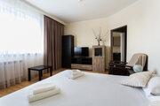 Сдаются 1-комнатные апартаменты на сутки в центре города, Квартиры посуточно в Новосибирске, ID объекта - 330410824 - Фото 1