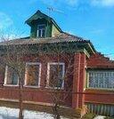 Обжитой дом 50 м2 г. Струнино