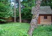 Участок в стародачном посёлке с домиком под снос в дали от шума - Фото 4