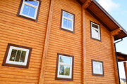 Продаётся дом из бруса 260 кв.м, у реки с выходом в Ладожское озеро - Фото 3