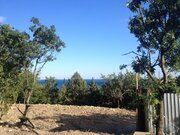 6 ровных сот. с красивым видом в 100метрах от моря в живописном районе - Фото 1