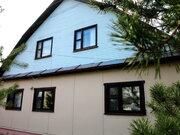 Дом 150 кв.м. для постоянного проживания. 16 сот. д.Тарасково. 35 МКАД - Фото 2
