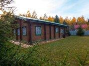 Коттедж под ключ в кп Лесная радуга, 95м2, 10 соток, Киевское ш. - Фото 1