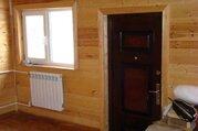 Дом из бревна с Газом, Прописка, г. Струнино - Фото 2