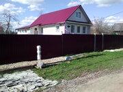 Продам жилой дом ИЖС на участке 20 соток Лен. обл, дер.Васькины Нивы - Фото 1