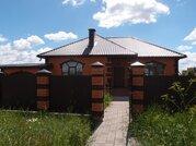 """Одноэтажный кирпичный коттедж с отделкой """"Под ключ"""" в Таврово-2"""