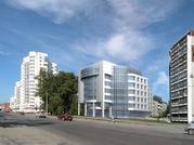 Продам земельный участок с объектом незавершенного строительства БЦ