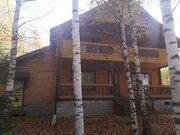 Кп Залесье. Отличный жилой дом на лесном участке со всеми коммуникация - Фото 1