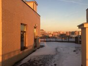 Пентхаусный этаж в 7 секции со своей кровлей, Купить пентхаус в Москве в базе элитного жилья, ID объекта - 317959547 - Фото 21