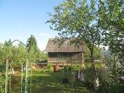 Дача в лесу, рядом с озером, 50 км от Москвы, дер. Алексеево - Фото 1