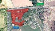 Участок 16,2 Га для Вашего бизнеса в 27 км по Каширскому шоссе - Фото 4