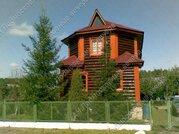 Калужское ш. 90 км от МКАД, Красная Горка, Дача 90 кв. м - Фото 1