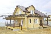Боровск. Городня. Новый дом из бруса 146 кв.м. со всеми коммуникациями
