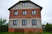 Трехэтажный дом в Егорьевском районе.