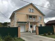 Дом 240 кв.м. на участке 13 соток в д. Уварово - Фото 1