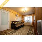 3-комнатная квартира по цене 2-комнатной на ул. Гвардейская д. 13, Купить квартиру в Петрозаводске по недорогой цене, ID объекта - 323052891 - Фото 2