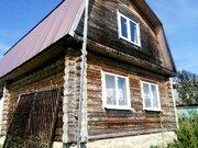 Бревенчатый Дом в деревне Киржачского района