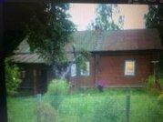 Продам бревенчатый дом в Костромской области, площадью 50 кв.м.+участо, Продажа домов и коттеджей в Нерехте, ID объекта - 502694325 - Фото 1