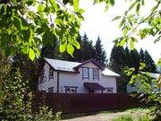 """Продаётся новый дом 200 кв.м с уч.10 сот. в кп """"Благовещенское-Парк"""" - Фото 2"""
