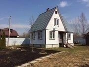 Продается дом для круглогодичного проживания на участке в 12 соток. - Фото 1