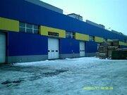 Сдам складское помещение 4900 кв.м, м. Парнас