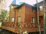 Посуточно двухэтажный коттедж в поселке, деревне Смирново