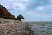 Участок на побережье.