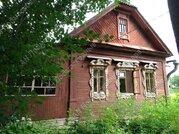 Щелковское ш. 110 км от МКАД, Ясная Поляна, Дом 60 кв. м - Фото 1